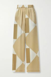 Dolce & Gabbana - Floral-print Stretch-cady Dress - Red