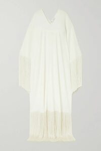 Kassl Editions - Faux Leather Coat - Beige
