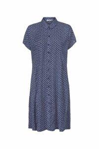Womens Masai Blue Nene Dress -  Blue