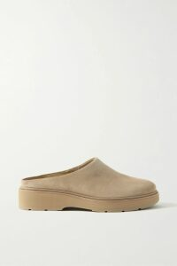 3.1 Phillip Lim - Open-back Belted Cotton-poplin Midi Dress - Light blue