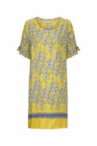 Womens Masai Yellow Netta Dress -  Yellow