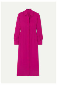 Joseph - Turner Ribbed Silk Dress - Pink