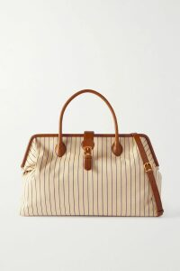 Ralph & Russo - Crystal-embellished Silk-chiffon Gown - Blue