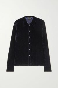 Ralph & Russo - Strapless Crystal-embellished Crepe And Ruffled Tulle Gown - Black
