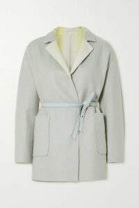 Roland Mouret - Trinity Draped Cutout Wool-crepe Midi Dress - Red