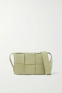 Burberry - Oversized Striped Merino Wool Cardigan - Beige