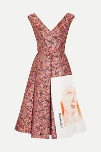 Vince - Hooded Wool-blend Coat - Brown