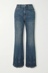 Michael Kors Collection - Snake-print Crinkled Silk-georgette Blouse - Snake print