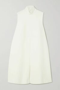 Galvan - Sequined Georgette Midi Dress - Platinum