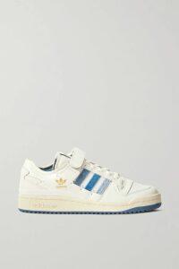 BERNADETTE - Florence Gingham Silk-satin Midi Skirt - Mint