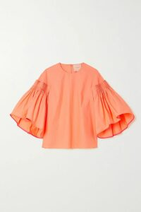Kassl Editions - Matte-pu Coat - Blue
