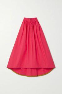 On The Island By Marios Schwab - Ransvik Leopard-print Cotton-voile Shirt - Leopard print
