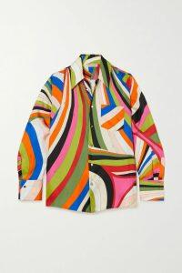 Stella McCartney - + Net Sustain Laurieton Polka-dot Stretch-cady Mini Dress - Ivory
