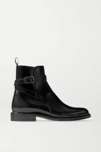 Cecilie Bahnsen - Adea Tiered Cotton-poplin Midi Skirt - Black