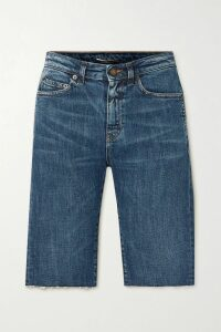 Michael Kors Collection - Ruffled Floral-print Silk-chiffon Maxi Dress - Black