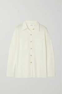 Loewe - Oversized Ribbed Cashmere Sweater - Gray