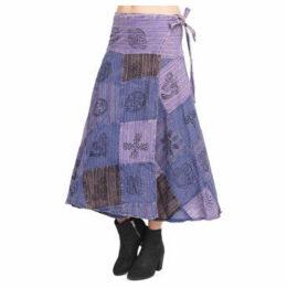 Couleurs Du Monde  Skirt  women's Skirt in Purple