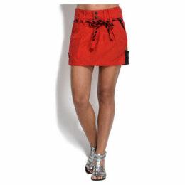 Couleurs Du Monde  Skirt  women's Skirt in Red