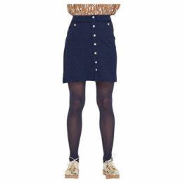 Mado Et Les Autres  Short skirt  women's Skirt in Blue