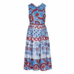 Derhy  FENOUIL  women's Dress in Blue