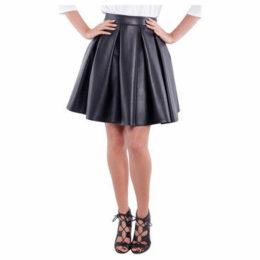 Clarisse   Mathilde  Skirt  women's Skirt in Black
