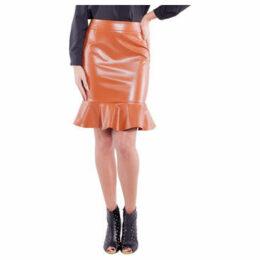 Clarisse   Mathilde  Skirt  women's Skirt in Orange