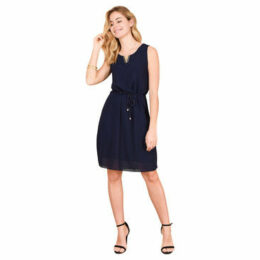 Nikita Brown  Dress  women's Dress in Blue
