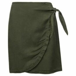 Protest  FALDA  women's Skirt in Green