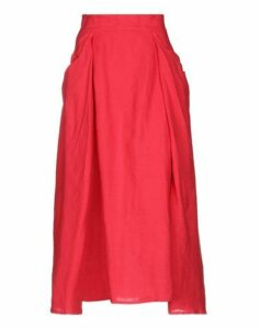 SAINT TROPEZ SKIRTS 3/4 length skirts Women on YOOX.COM