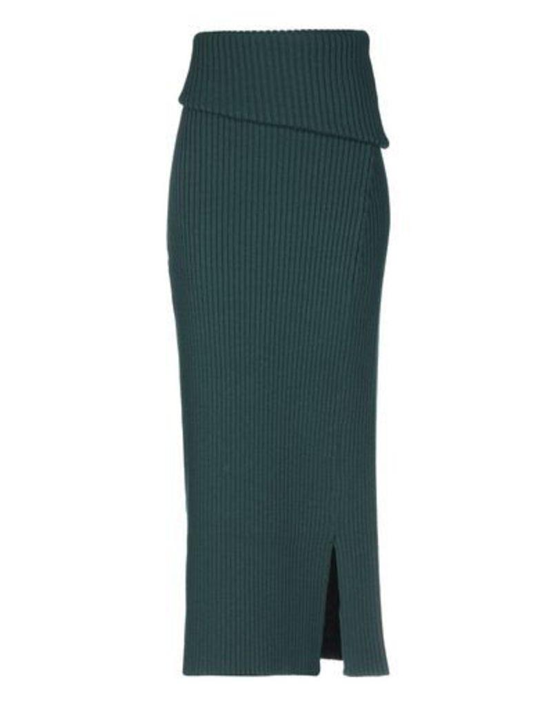 JACQUEMUS SKIRTS 3/4 length skirts Women on YOOX.COM