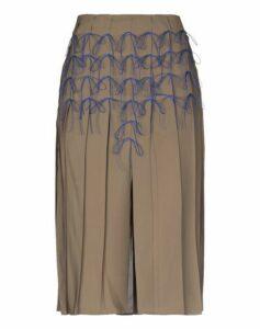 MARCO DE VINCENZO SKIRTS 3/4 length skirts Women on YOOX.COM