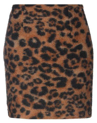 DONDUP SKIRTS Knee length skirts Women on YOOX.COM