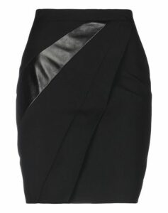 SAINT LAURENT SKIRTS Knee length skirts Women on YOOX.COM