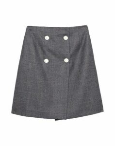 CALVIN KLEIN 205W39NYC SKIRTS Knee length skirts Women on YOOX.COM