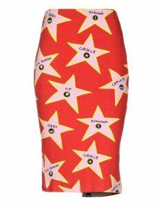 WHITE* SKIRTS 3/4 length skirts Women on YOOX.COM