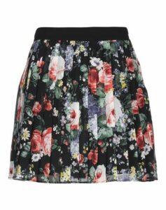 KAOS JEANS SKIRTS Mini skirts Women on YOOX.COM