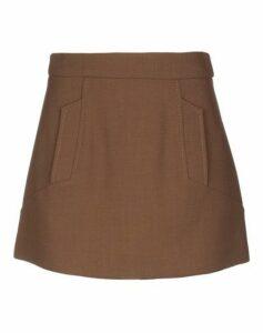 P.A.R.O.S.H. SKIRTS Mini skirts Women on YOOX.COM