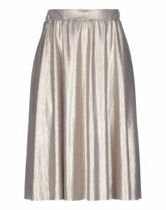 MOTEL SKIRTS Knee length skirts Women on YOOX.COM