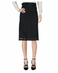VETEMENTS SKIRTS 3/4 length skirts Women on YOOX.COM