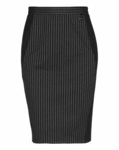 LUCKYLU  Milano SKIRTS Knee length skirts Women on YOOX.COM