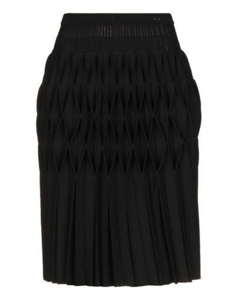 ELISABETTA FRANCHI SKIRTS Knee length skirts Women on YOOX.COM