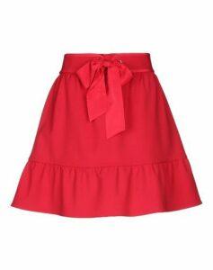 REDValentino SKIRTS Knee length skirts Women on YOOX.COM