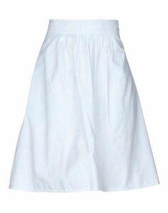 COR SKIRTS Knee length skirts Women on YOOX.COM