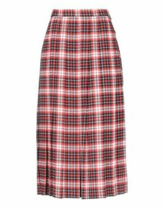MSGM SKIRTS 3/4 length skirts Women on YOOX.COM