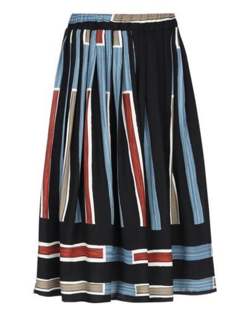 ANONYME DESIGNERS SKIRTS 3/4 length skirts Women on YOOX.COM