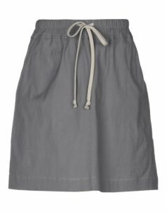 DRKSHDW by RICK OWENS SKIRTS Mini skirts Women on YOOX.COM