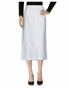 JULIEN DAVID SKIRTS 3/4 length skirts Women on YOOX.COM