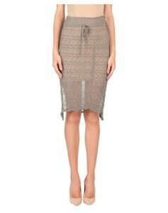 ANDREAS KRONTHALER for VIVIENNE WESTWOOD SKIRTS Knee length skirts Women on YOOX.COM