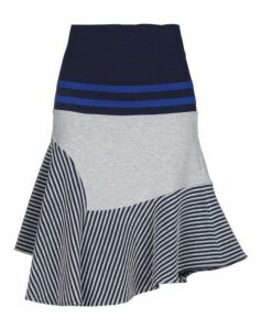 PIANURASTUDIO SKIRTS Knee length skirts Women on YOOX.COM