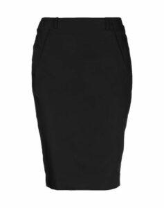 LES COPAINS SKIRTS Knee length skirts Women on YOOX.COM